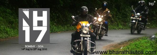 Royal Enfield NH17 Ride