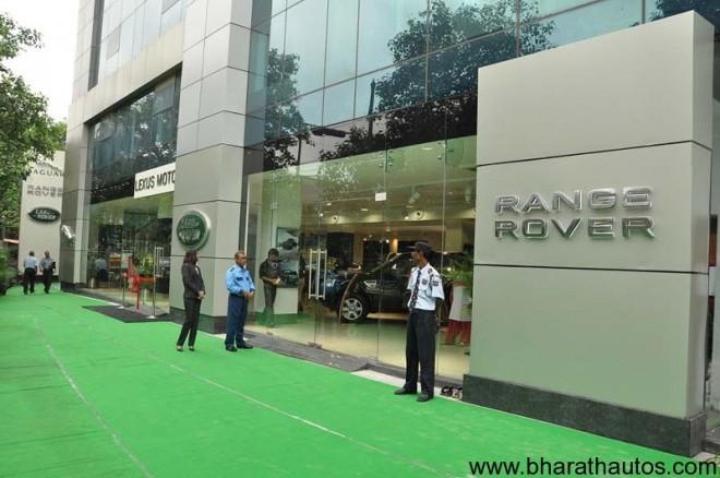 JLR opens new dealership in Kolkata