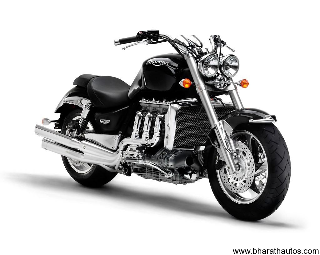 Triumph To Enter India In 2012
