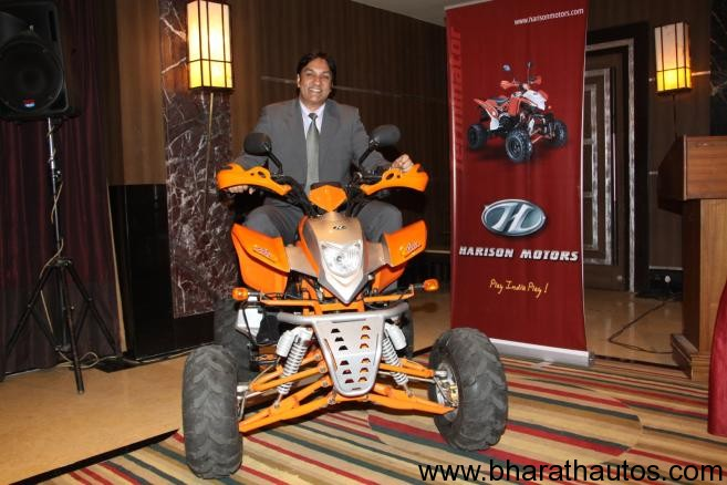 Harison Motors FUNTY ATV's