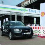 Audi Q5 Hybrid Fuel-Cell prototype 001