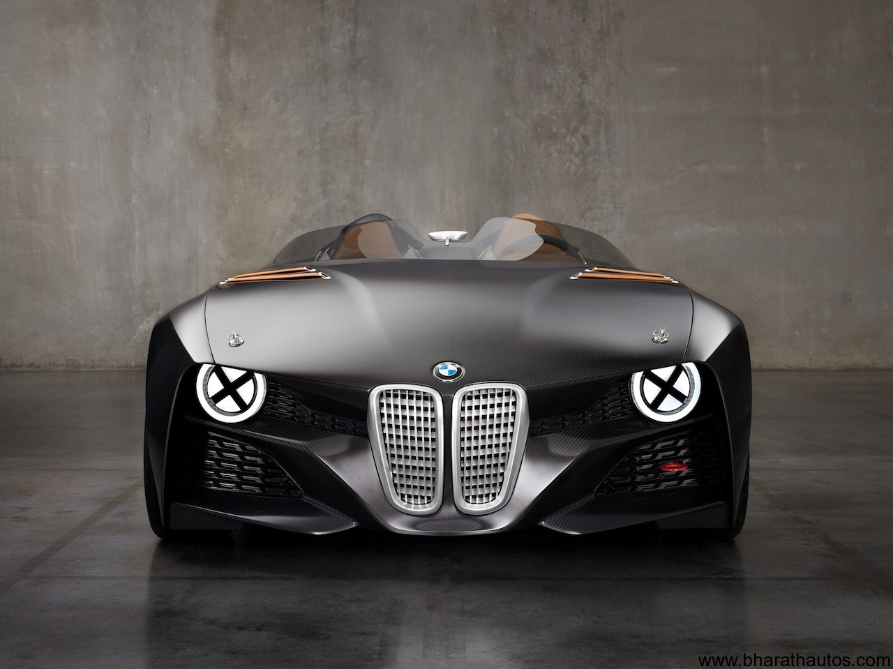 Video Bmw S New Age 328 Roadster Concept