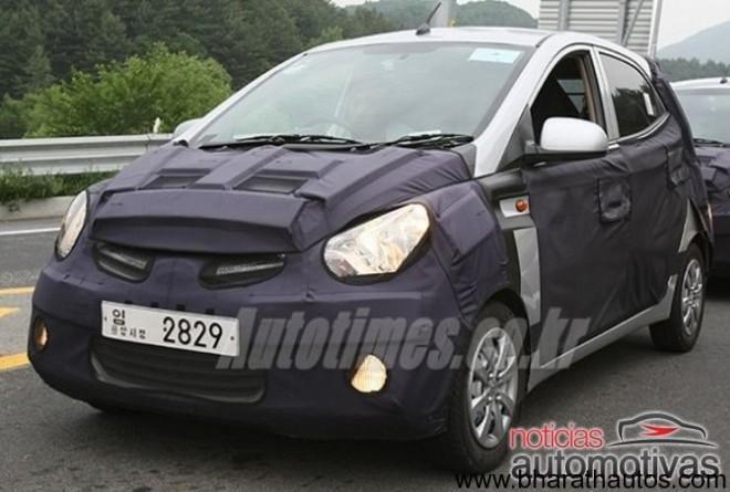 2012 Hyundai HA/H800 - Front