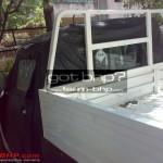 Spied HM Ambassador Pick-Up Truck - 004