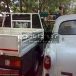 Spied HM Ambassador Pick-Up Truck - 006