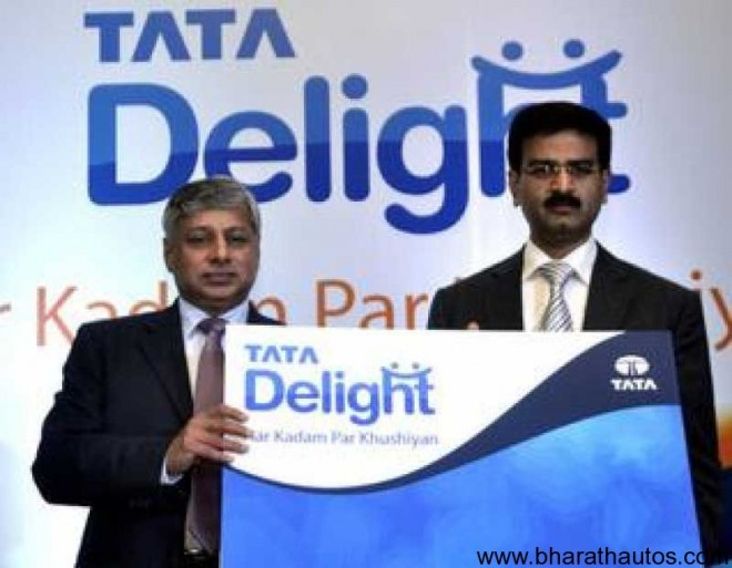 Tata Motors Commercial Vehicles Division launches 'Tata Delight'