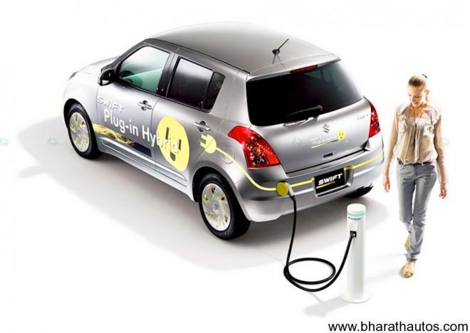 2009-Suzuki-Swift-Series-Plug-In-Hybrid-Rear