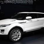 2011 Range Rover Evoque - 002