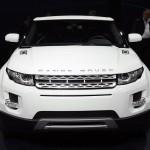 2011 Range Rover Evoque - 001