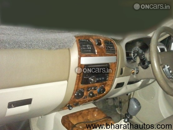 Force One interiors