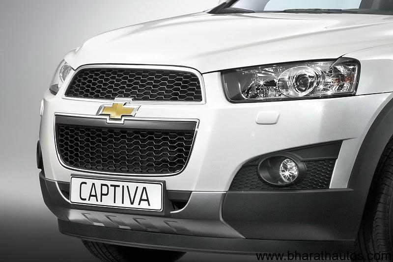 2012 Chevrolet Captiva - 001