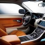 2011 Range Rover Evoque - Interior