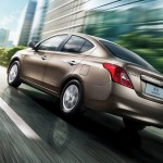 2011 Nissan Sunny - RearView