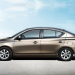 2011 Nissan Sunny - SideView
