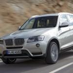 New BMW X3 - 001