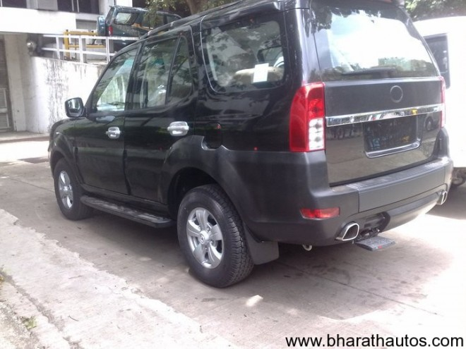 Tata Safari Merlin