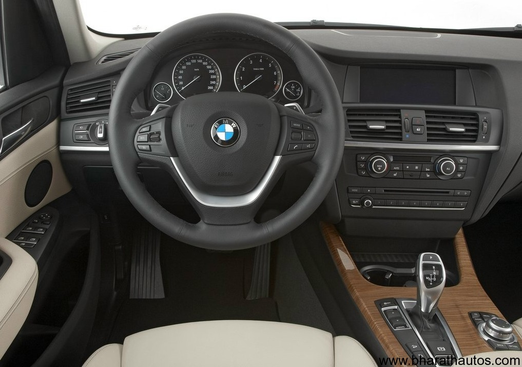 Official Bmw X3 Launch On 25th August In India