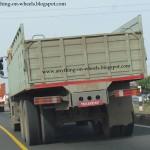 BharatBenz trucks spied - 004