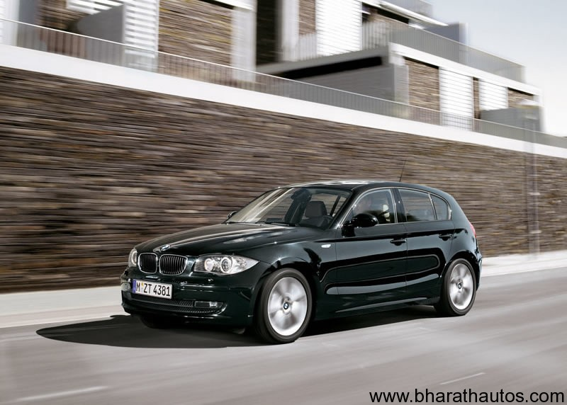 Bmw 1 Series To Launch In India By Second Half 2012