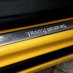 Transformers limited edition Cruze - Edition Inside