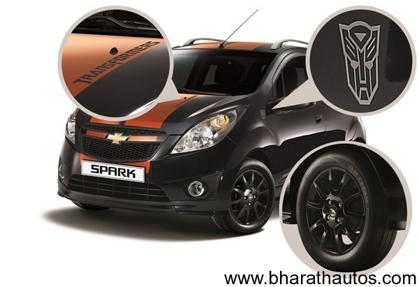 Chevrolet-Spark-Transformers-Korea