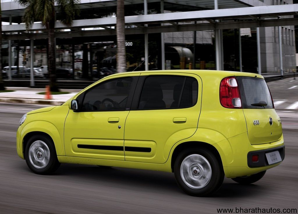 Fiat India to launch small car for India