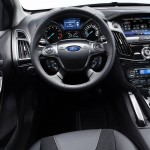 Ford Focus sedan - Interior