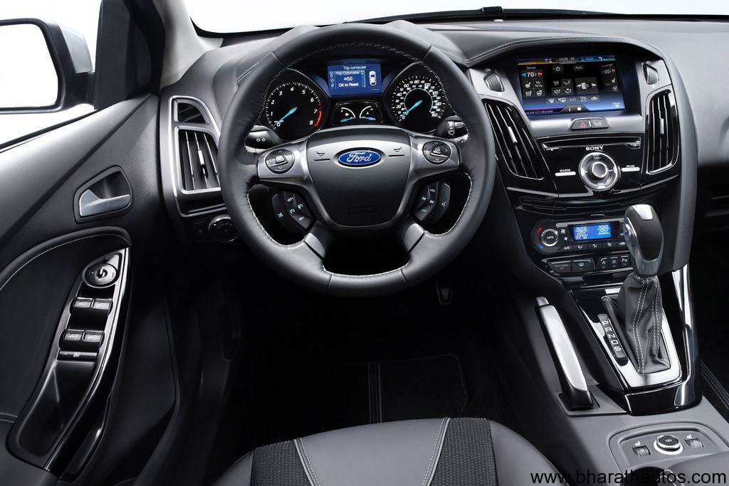 Ford India Plans To Launch The Focus Sedan By Early 2012