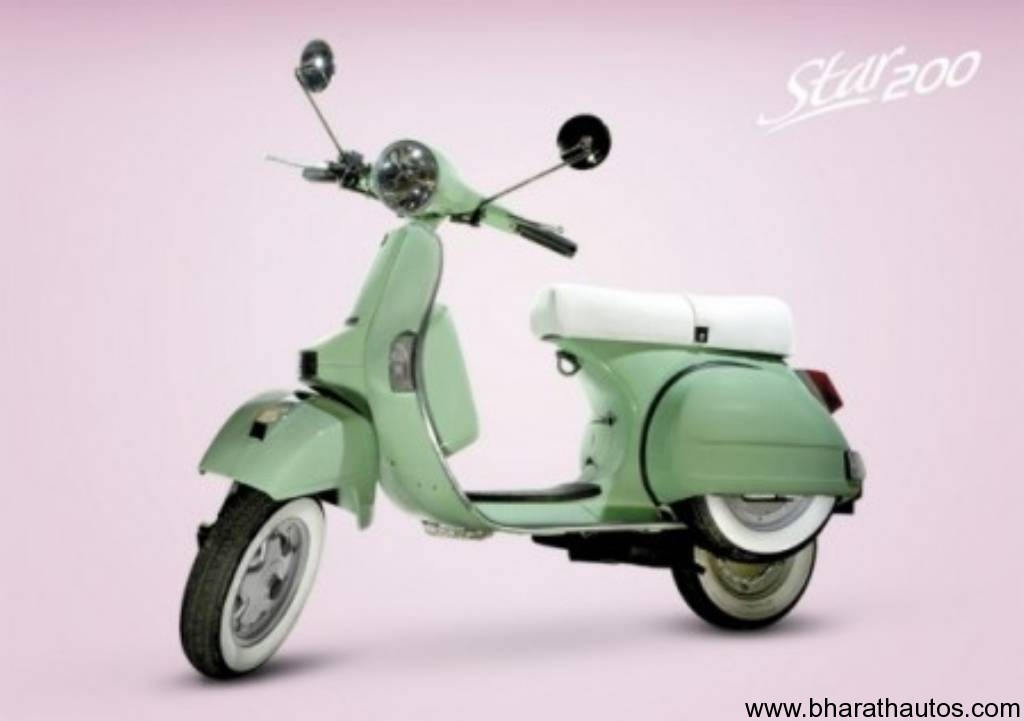 LML Star 200i (Green)