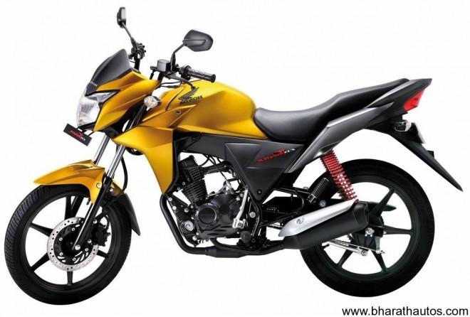 Honda CB-Twister
