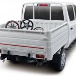 Mahindra-Genio-DC-rear-view