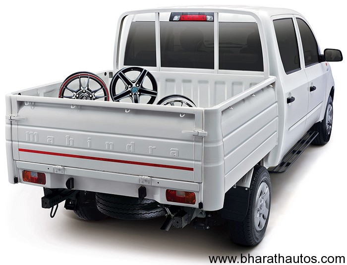 Mahindra Genio Dc Dual Cab Pick Up Launched