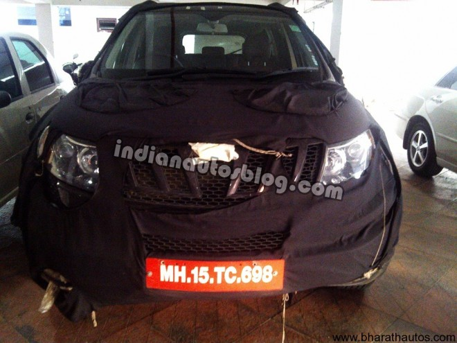 Mahindra-W201-front-end