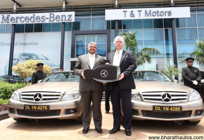90 Mercedes C-Class Purchased By Carzonrent