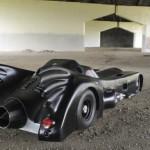 World's only Turbine powered Batmobile - 002