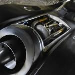 World's only Turbine powered Batmobile - 001