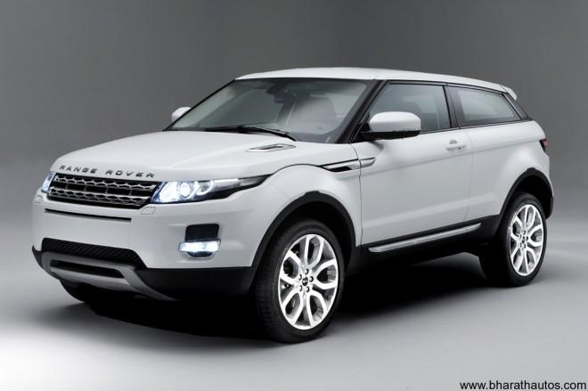 2011 Range Rover Evoque