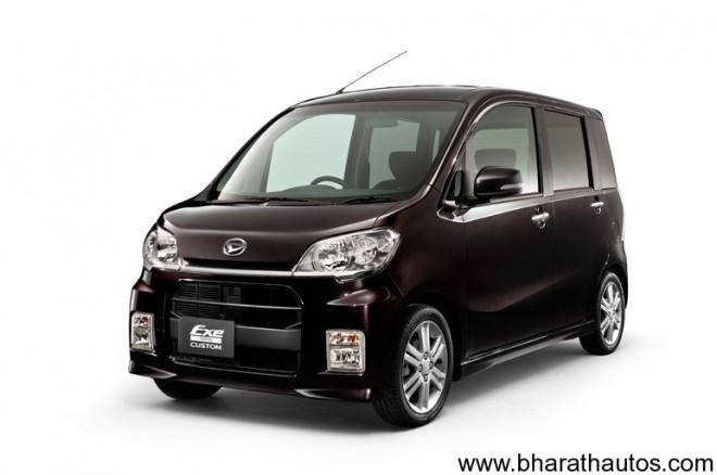 Daihatsu Tanto Exe - Front