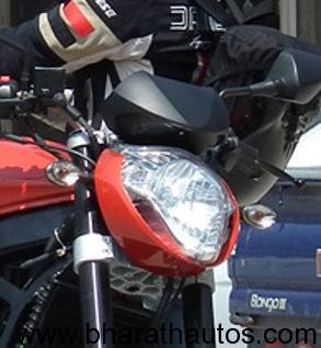 2012 Hyosung GT250 Naked version - 003