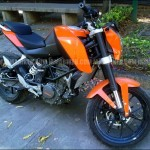 KTM Duke 200cc - 002