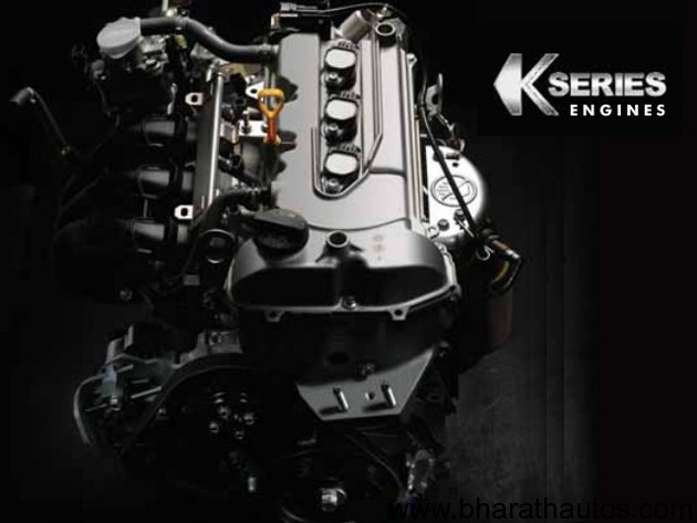 Maruti Suzuki K-series engine
