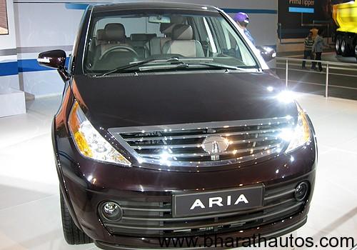 Tata Aria MPV