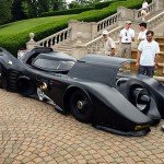 World's only Turbine powered Batmobile