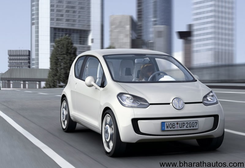 Volkswagen Up - 001