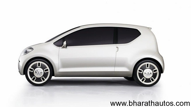 Volkswagen Up - SideView