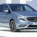 2012 Mercedes-Benz B-Class - 001