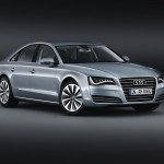 2013 Audi A8 Hybrid - 001