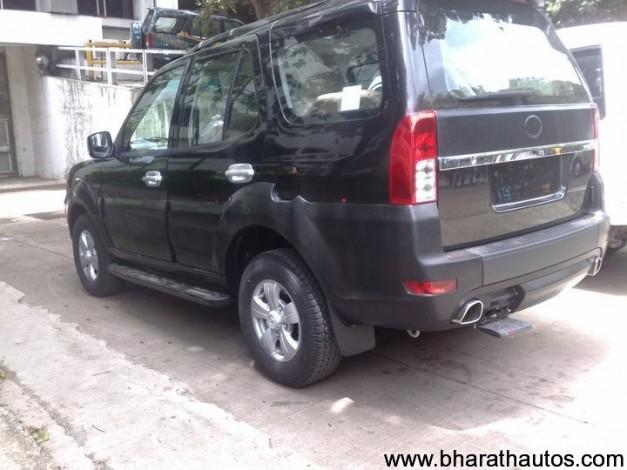 Tata Safari Merlin SUV - RearView