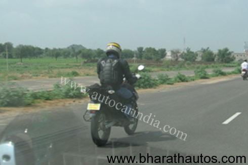 Hero MotoCorp Dirt Bike - 004