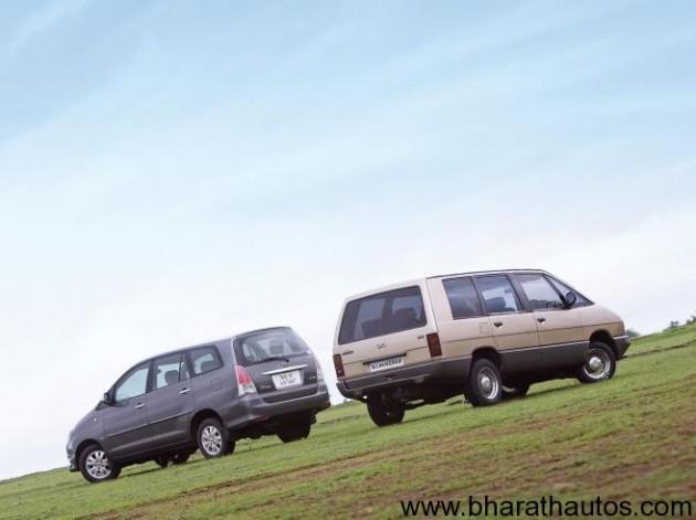 Rajah Motors Kazwa - Rear